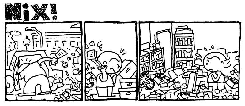 disorganizing