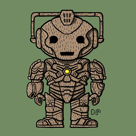 woodencyberman